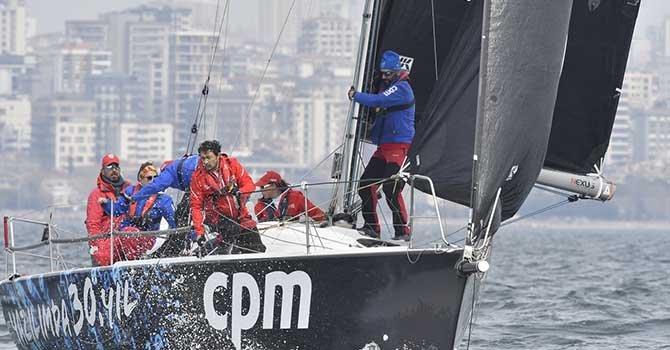 Palamut & Cpm Sailing Team'den 4 kupalı zafer