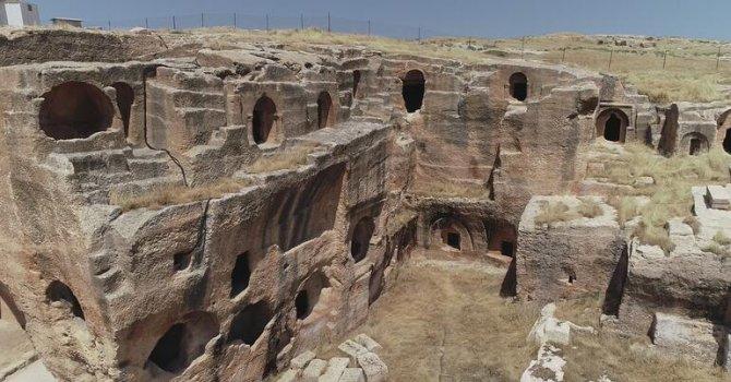 Dara Antik Kenti2300 yıl öncesine dayanıyor