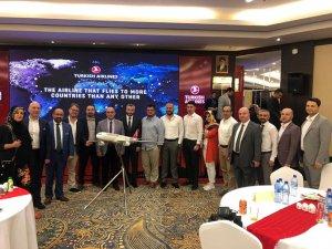 Kayseri ve İranlı turizmciler Tahran'da buluştu