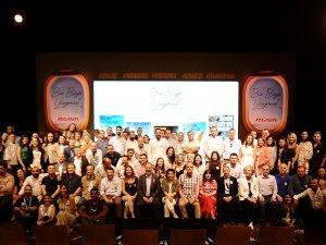 Pegasus çalışanlarıyeni şirket değerlerini video ile tanıttı