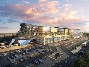 Ankara Hızlı Tren Garı, LEED Sertifikası aldı