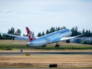 THYfilosundaki Boeing 787-9 Dreamliner sayısını 4'e çıkardı