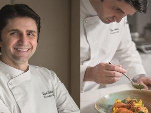 Conrad İstanbul Bosphorus'ta Executive Chef:Ziya Çıkrıkcı
