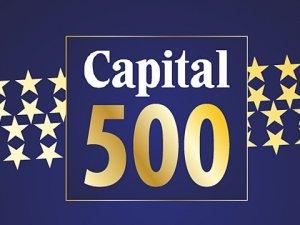 Capital, Türkiye'nin en büyük 500 şirketini açıkladı