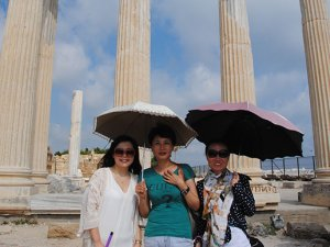 Çinliler, arkeolojik eserleri tanımak için 24 saat uçuyorlar