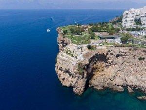 Muratpaşa'dan 35.500 m2 yeni bir park