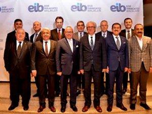 EİB, Temmuz'da 1 milyar 123 milyon dolarlık ihracat yaptı
