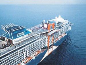 ABD'liRoyal Caribbean'ın, yeni gemisi Celebrity Apex geliyor