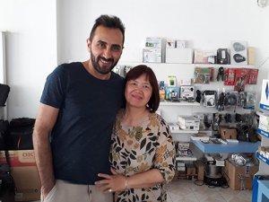 Tayvanlı Hui Chun Lin'i Türk eşine sevgisi Türkiyeli yaptı