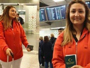 Rusya'ya vizesiz giren ilk Türk!