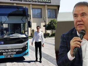 Demreliler toplu taşıma otobüsüne kavuştu