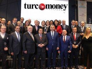 Turcomoney ödülleri veriliyor