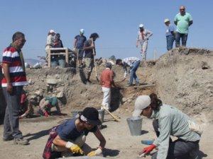 Amasya'da 2 bin 500 yıllık postane bulundu