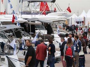 Boat Show Tuzla Fuarı heyecanı başladı