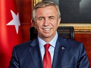 """Mansur Yavaş'a """"Dünya Belediye Başkanı Başkent"""" ödülü"""