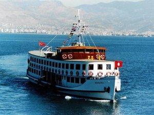 """İzmir'in nostalji vapuru """"Bergama' sefere çıkıyor"""