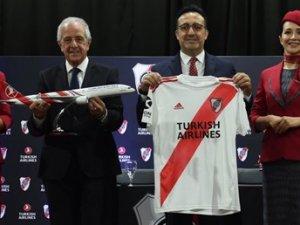 THY, River Plate'in forma sponsoru oldu