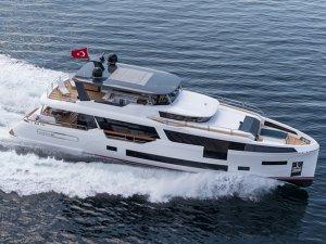 Sirena Marine,Sirena 88 ileCannes Boat & Yacht Show'da