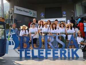 Bursa, Güney Koreli sosyal medya fenomenlerini ağırladı