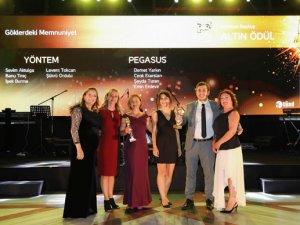 Pegasus Hava Yolları'na Altın Baykuş Ödülü
