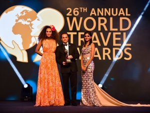 Afrika ve Hint Okyanus Dünya Seyahat Ödülleri verildi