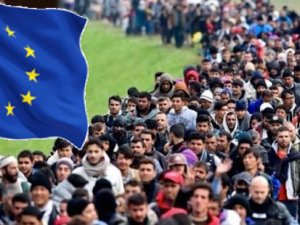 Türkiye, Avrupa'nın göç yükünü taşıyor