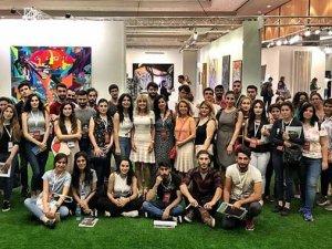 Anadolu'dan izlenimler' projesi sanatseverlerle buluşuyor