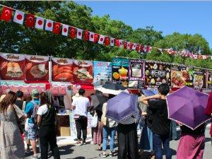 Japonya'da Türkiye Festivali