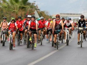 Alanya Bisiklet Festivali'ne hazırlanıyor