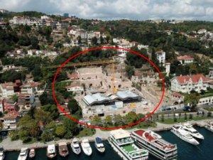 Otel inşaatı hakkındaki iddialara İBB'den yalanlama