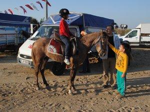 Maliyetler turizmin at binicilerini de vurdu
