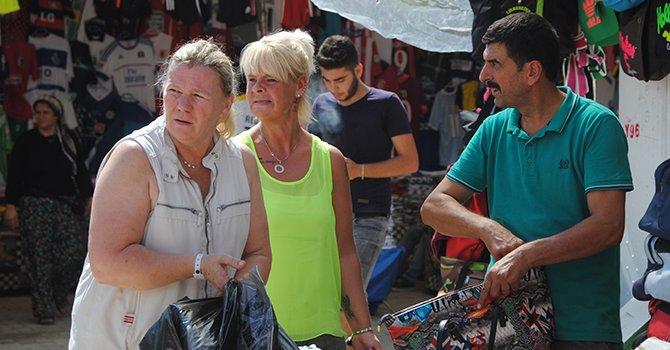 İstanbul Hollanda turizm fuarında