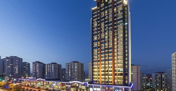 Radisson Residences, Avrupa Tem İstanbul oteli açıldı