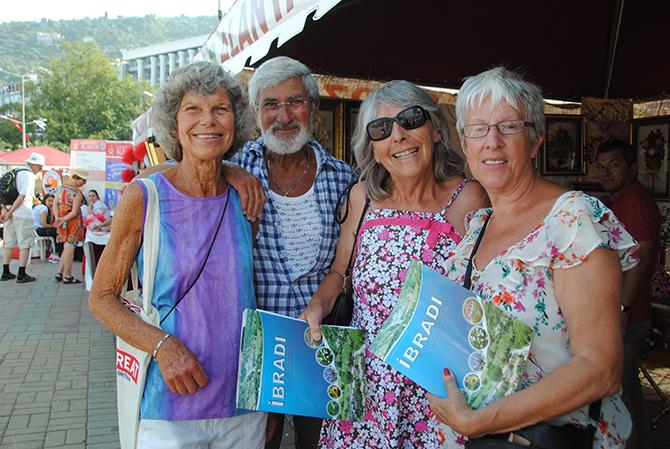Antalya'da yıldızı parlayan İbradi turistlerin gözdesi