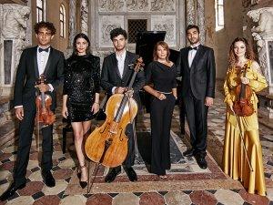 Türkiye'nin genç yıldızları Venedik'te büyülediler