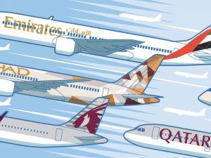 OAG, dünyanın en kazançlı havayolu rotalarını açıkladı