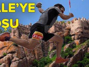 Frig Ultra Maratonukoşucuları Afyon Kalesi'ni fethedecekler
