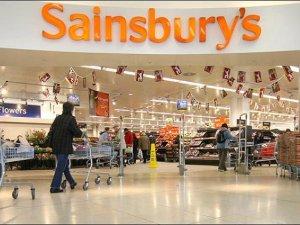 İngiliz perakende devi Sainsbury's 115 şubesini kapatacak