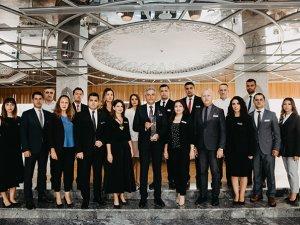 """Wyndham Grand İstanbul Kalamış Marina Hotel'e """"Yılın Oteli"""" Ödülü"""