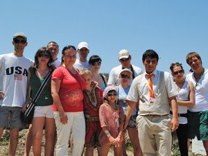 Manavgat'ta turizmden kazanan 1500 pazarcı esnaf var