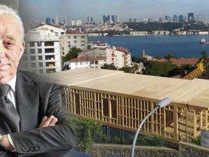 Mehmet Cengiz'in aldığı Hüseyin Avni Paşa Korusu'nda skandallar