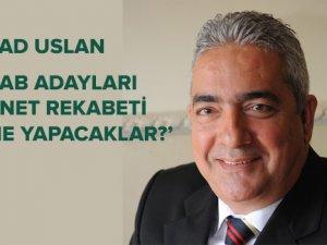 Serhad Uslan: TÜRSAB adayları internet tehlikesini konuşmuyor