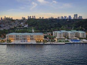 Çırağan Palace Kempinski, dünyanın En İyi 50 Oteli'nde