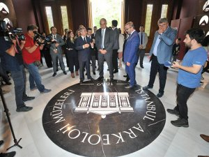 İstanbul Arkeoloji müzelerinde çalışmalar Haziran'da tamamlanacak