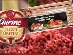 Gurme Gıda'dan domuz eti çıktı!