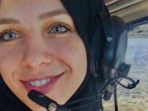 THY'nin ilk başörtülü pilotu Fatma Durmuş mezun oldu
