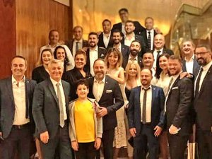 Türsab Orta Anadolu BTK seçimlerini Beyaz Liste kazandı
