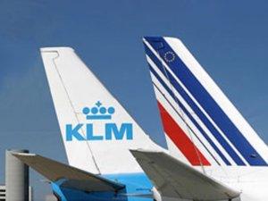 Dow Jones endeksindeAir France-KLM bu yılda zirvede