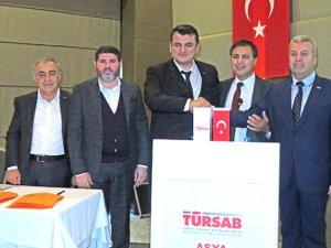TÜRSAB Asya BTK'da Sedad Başalan yeniden seçildi