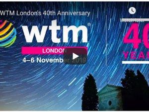 Dünya, WTM Londra da 40'ıncı kez sahneye çıkıyor